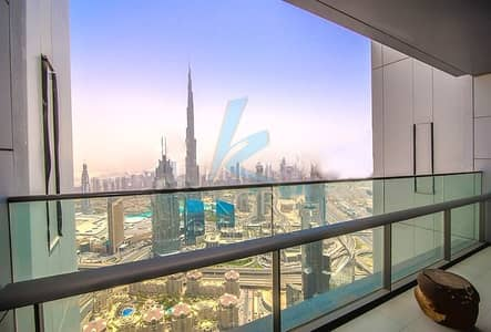بنتهاوس 5 غرفة نوم للبيع في مركز دبي المالي العالمي، دبي - Immaculate I Luxury Penthouse I 5 Bedrooms