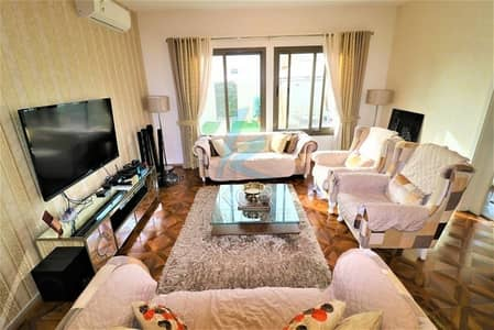 4 Bedroom Villa for Sale in Town Square, Dubai - Fully Furnished 4BR+M in Zahra Townhouse