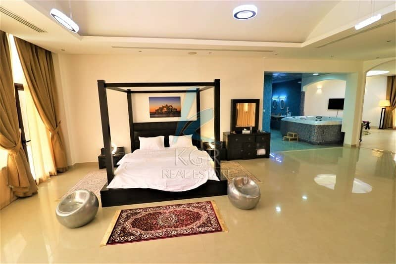 2 HUGE Furnished 7BR Lake View in Emirates Hills
