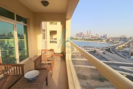فلیٹ 2 غرفة نوم للبيع في نخلة جميرا، دبي - Fully Furnished I Spacious 2 Bedroom Apt