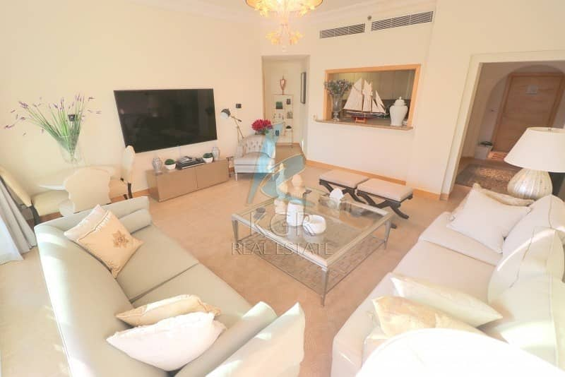 2 Fully Furnished I Spacious 2 Bedroom Apt