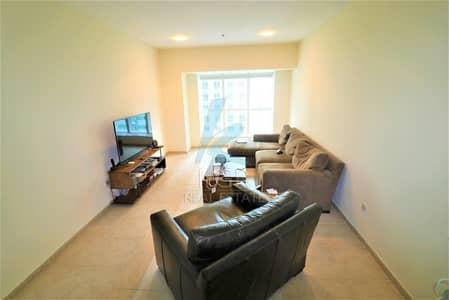 فلیٹ 2 غرفة نوم للايجار في دبي مارينا، دبي - HUGE 2 Bedroom Furnished Partial Sea View