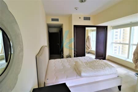 HUGE 2 Bedroom Furnished Partial Sea View