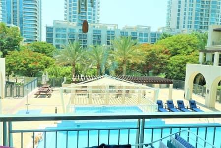 فلیٹ 2 غرفة نوم للبيع في ذا فيوز، دبي - Best Deal Affordable 2 Beds in Arno Greens