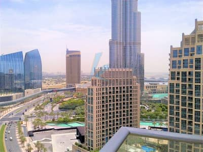 2 Bedroom Flat for Sale in Downtown Dubai, Dubai - Spacious 2 Bedroom | Lofts West Downtown