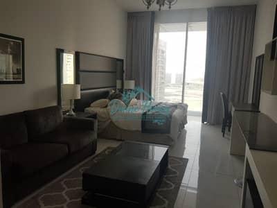 Studio for Rent in Dubai Sports City, Dubai - Italian Design Furnished Studio For Rent