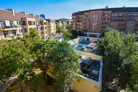 One Bedroom | Large Covered Terrace | Pool view