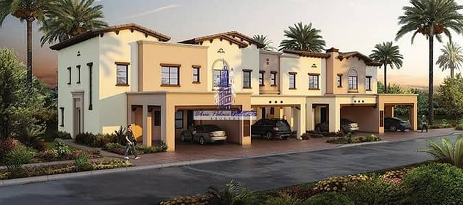 3 Bedroom Townhouse for Sale in Reem, Dubai - In Cluster Mira Oasis Type C at Lowest Price