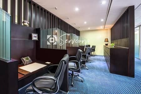 Office for Rent in Corniche Road, Abu Dhabi - Tawtheeq and Coworking Space at Etihad Towers!