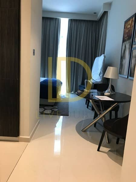 CS- 42K ONLY A BRAND NEW FULLY FURNISHED STUDIO IN GOLF VEDUTA!!