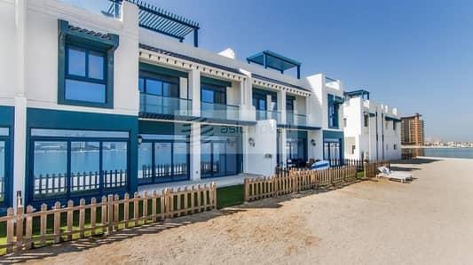 تاون هاوس 4 غرفة نوم للبيع في نخلة جميرا، دبي - Townhouse 4 BR + Maid |  Palma Residence