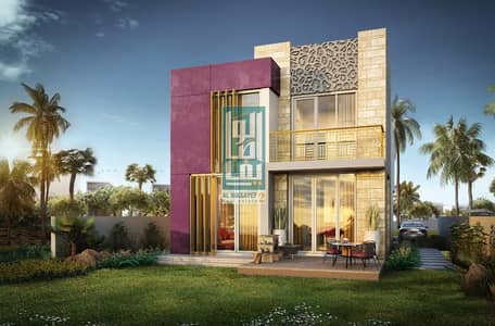 تاون هاوس 3 غرفة نوم للبيع في أكويا أكسجين، دبي - Final release of Just Cavalli Villas ...