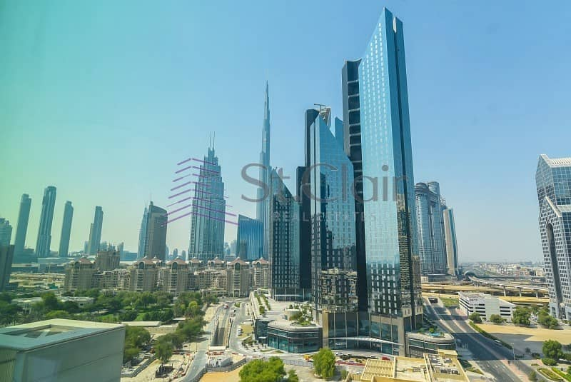 Fitted or Shell & Core | Emirates Financial Tower