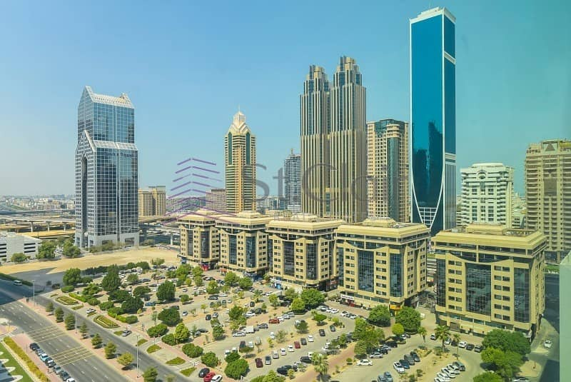 2 Fitted or Shell & Core | Emirates Financial Tower