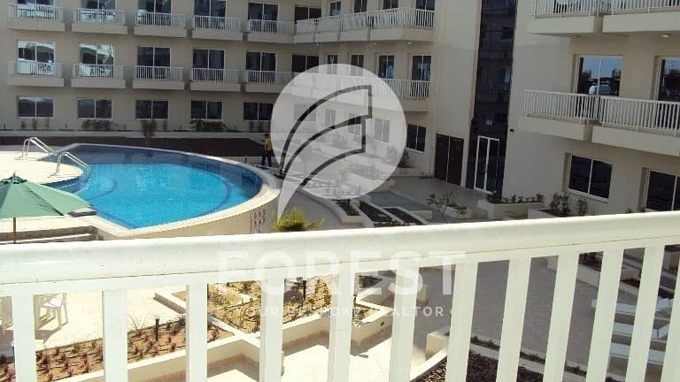 1 Fully Furnished | 1BR | Large Balcony | Kensington