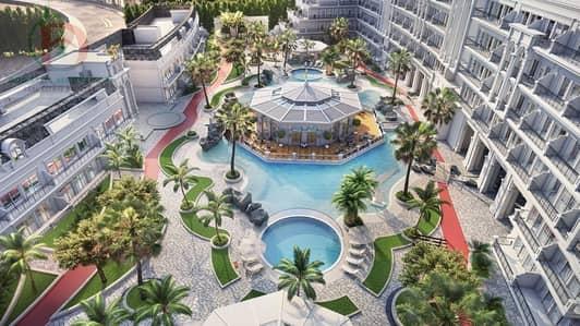 استوديو  للبيع في أرجان، دبي - 6 Years Post Handover Plan for a  STUDIO APT in Arjan opposite Miracle Garden