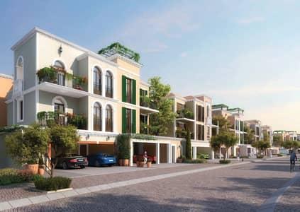 فیلا 3 غرفة نوم للبيع في جميرا، دبي - Sea View Villa in La Mer with Best Offer