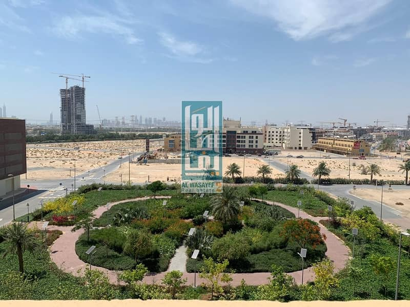 13 Pay in 2 years | 20% DP | Move in Fully Furnished 2 Bed in JVC Opposite Nakheel Mall