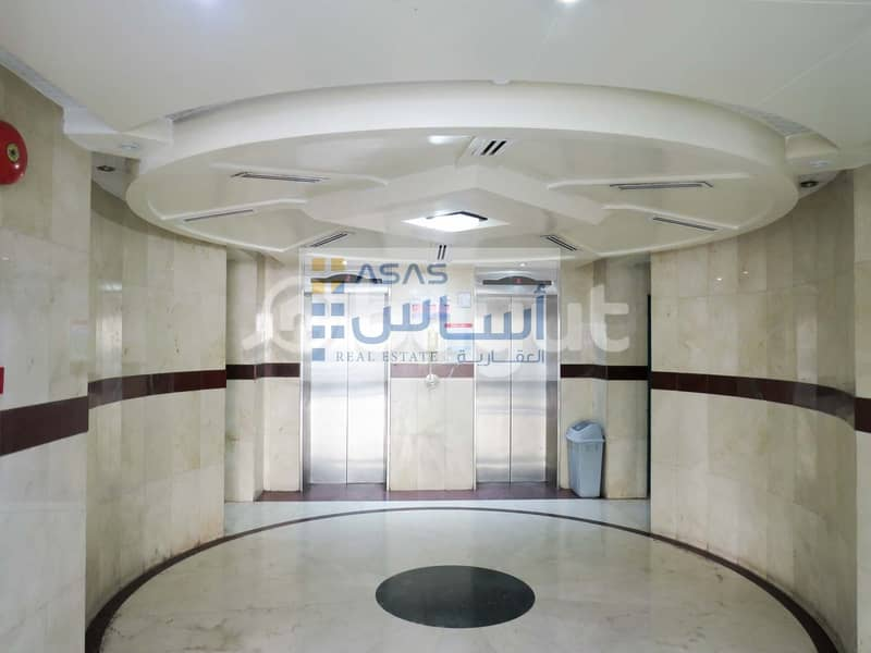 2 exclusive offer 1 month free for 3 Bed Room Apartments in MAJAAZ 1 Building