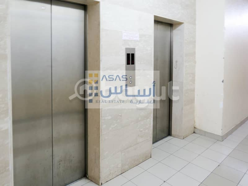 26 exclusive offer 1 month free for 3 Bed Room Apartments in MAJAAZ 1 Building
