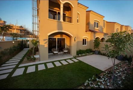 3 Bedroom Villa for Sale in Serena, Dubai - Beatiful 3Bed Corner Villa in Serena