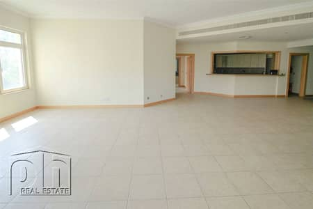3 Bedroom Apartment for Rent in Palm Jumeirah, Dubai - Great Views | Riva Access | Call Today