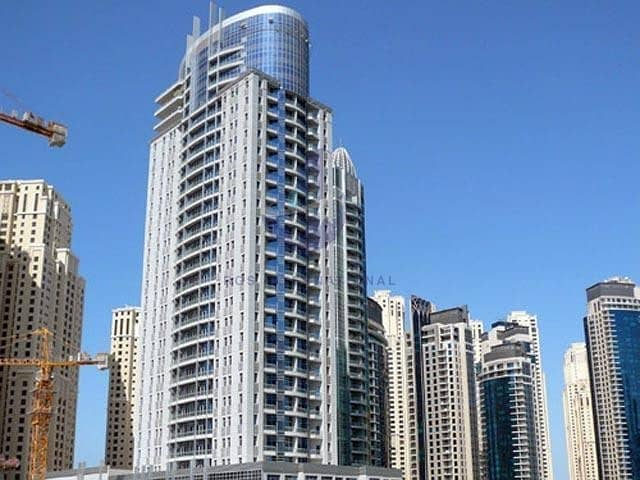 17 High Floor || New Building || Sea & Marina View || Close to Tram