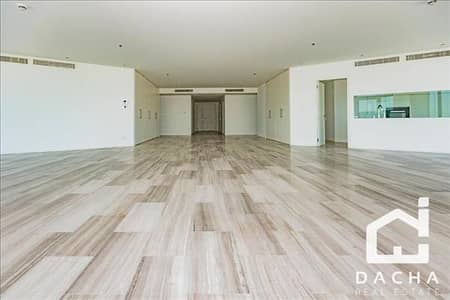 4 Bedroom Flat for Rent in Culture Village, Dubai - HALF-FLOOR GIANT 4BED+MAID! PANORAMIC VIEWS