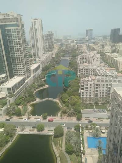 2 Bedroom Apartment for Rent in The Views, Dubai - Spacious 2 beds in Mosella with full lake Views