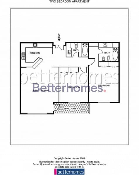 11 2 Bedroom Unit for Rent in CBD International City