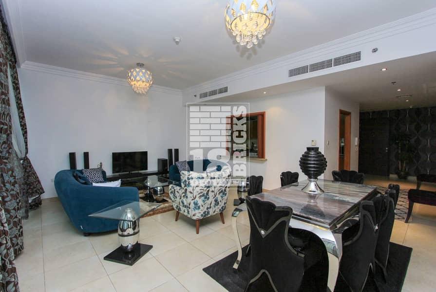 Large Apartment | Huge Balcony | High Floor