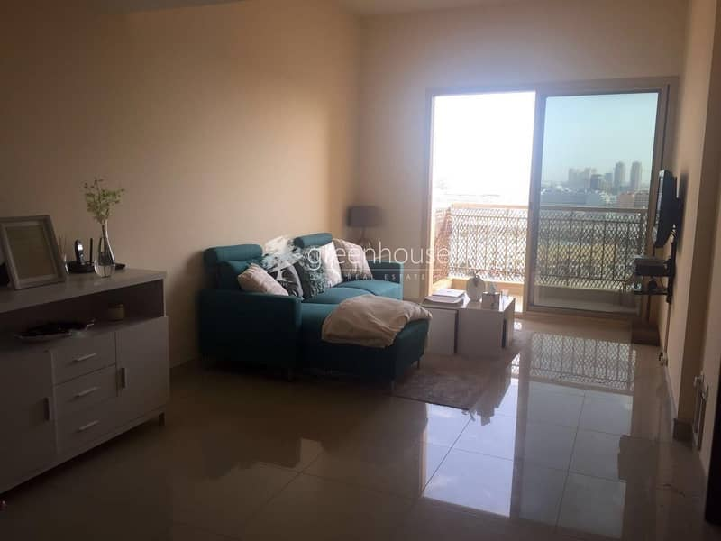 2 Rented Unit till Aug-2020 | Spacious 1 Bedroom | Pool View