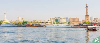 Dubai Creek Golf And Yacht Club Residences