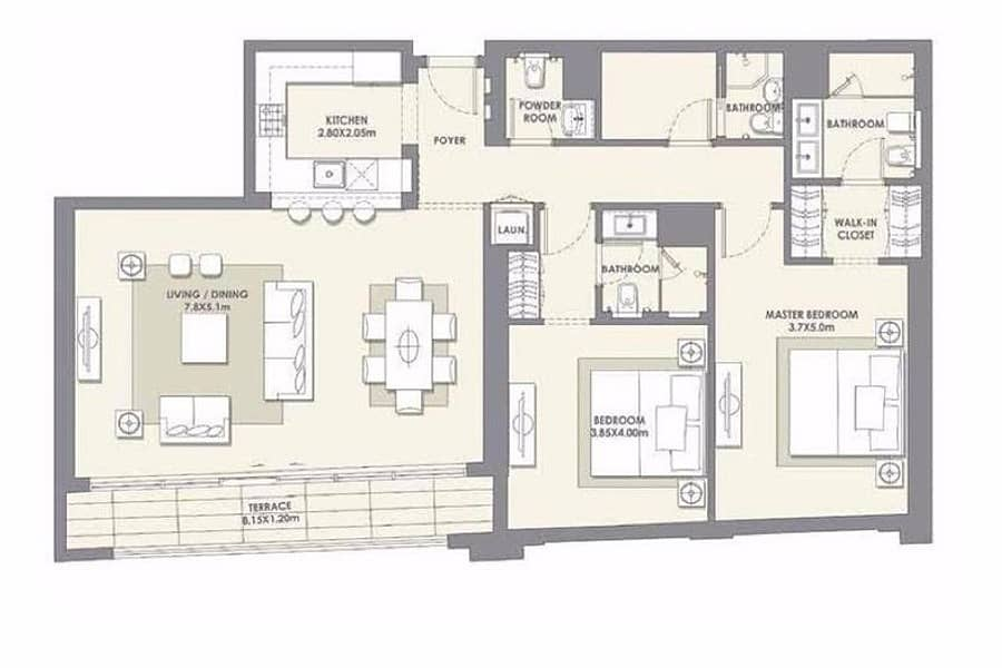 11 Multiple units available| Brand new| 2mins to Mall