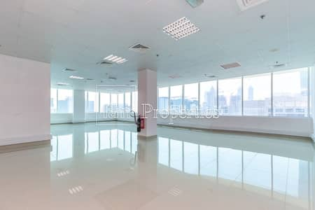 Floor for Rent in Business Bay, Dubai - Fully Fitted Office | Capital Golden Tower