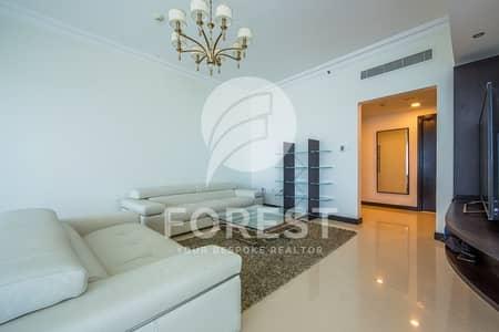 شقة 2 غرفة نوم للايجار في أبراج بحيرات جميرا، دبي - Brand New 2 BR Furnished with Golf Course View