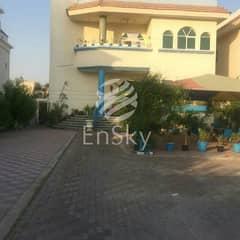 2 Villas  for Sale 13 BR in Khalifa City A