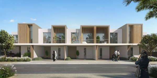 تاون هاوس 4 غرفة نوم للبيع في المرابع العربية 3، دبي - Elegant 4 Bedroom Townhouse   Spring  in Arabian Ranches III