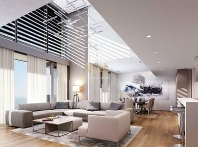 تاون هاوس 4 غرفة نوم للبيع في جزيرة بلوواترز، دبي - Stunning Townhouse with Sea View - Best Deal- No Agency Fees !!
