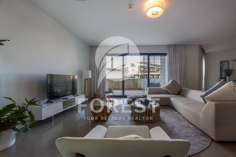 2 DLD Waiver 1BR with Private Terrace in Nikki Beach