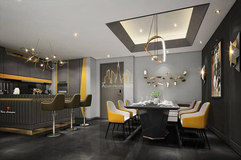2 2 Bedroom Luxury Apartment by TONINO LAMBORGHINI