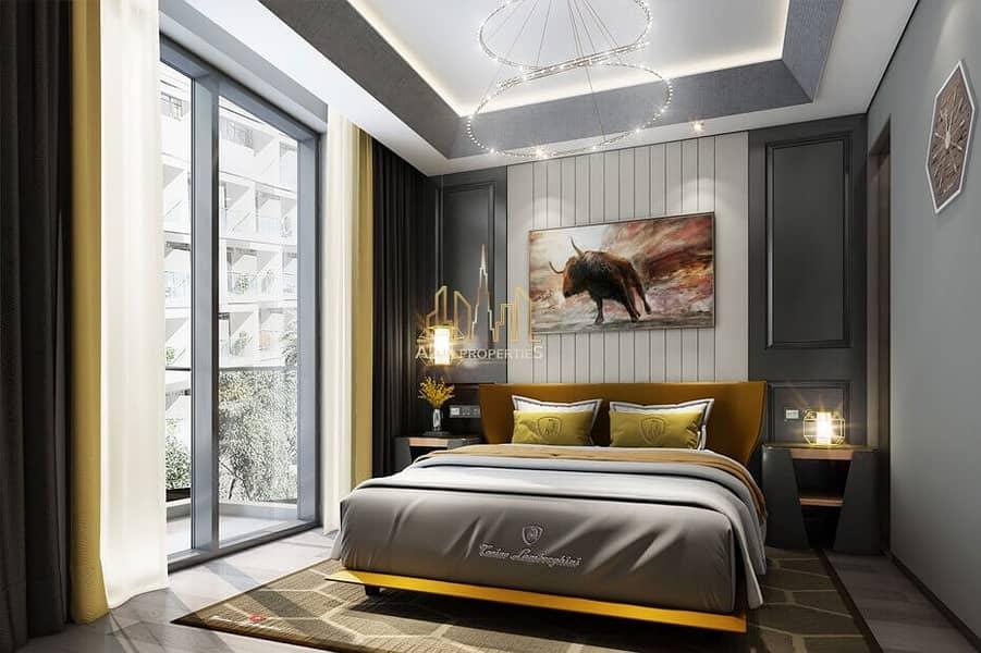 22 2 Bedroom Luxury Apartment by TONINO LAMBORGHINI