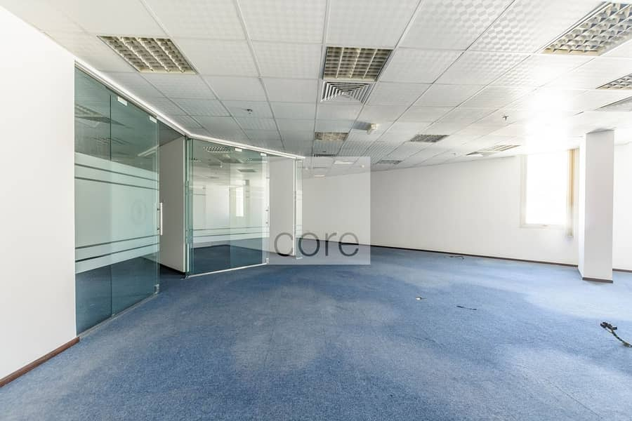 2 Fitted Partitioned Office | On Low Floor