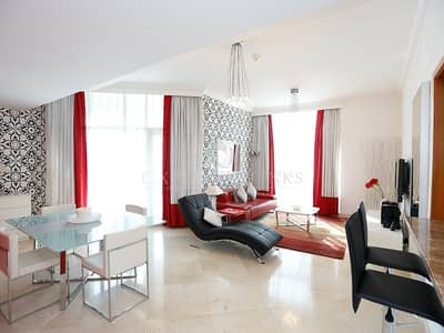One of the finest furnished apartments in Dubai