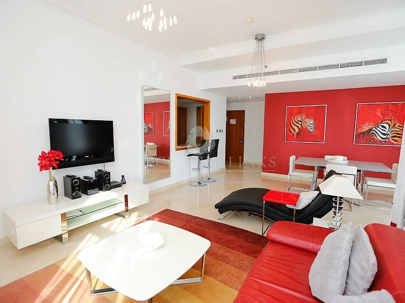 2 One of the finest furnished apartments in Dubai