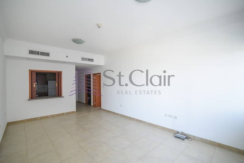 Largest 2 Beds | Full Marina and Sea View