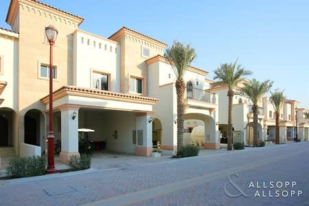 3 Bedroom Townhouse for Rent in Jumeirah Golf Estate, Dubai - 3 Bed | Townhouse | Beautiful Golf View