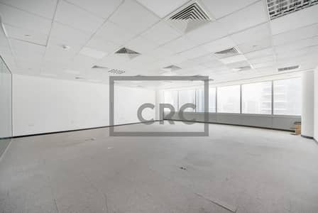 مکتب  للايجار في أبراج بحيرات جميرا، دبي - Gold Tower | Fully Fitted | Office | For Rent