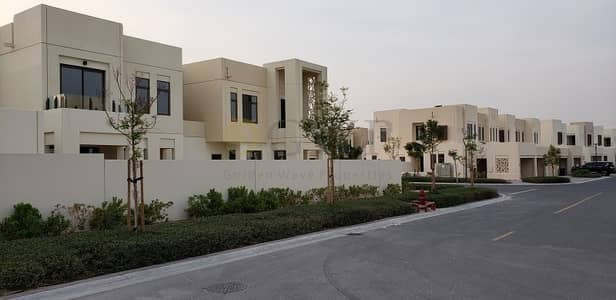 3 Bedroom Villa for Rent in Reem, Dubai - Type A|Single Row|From End August|Mira Oasis 2