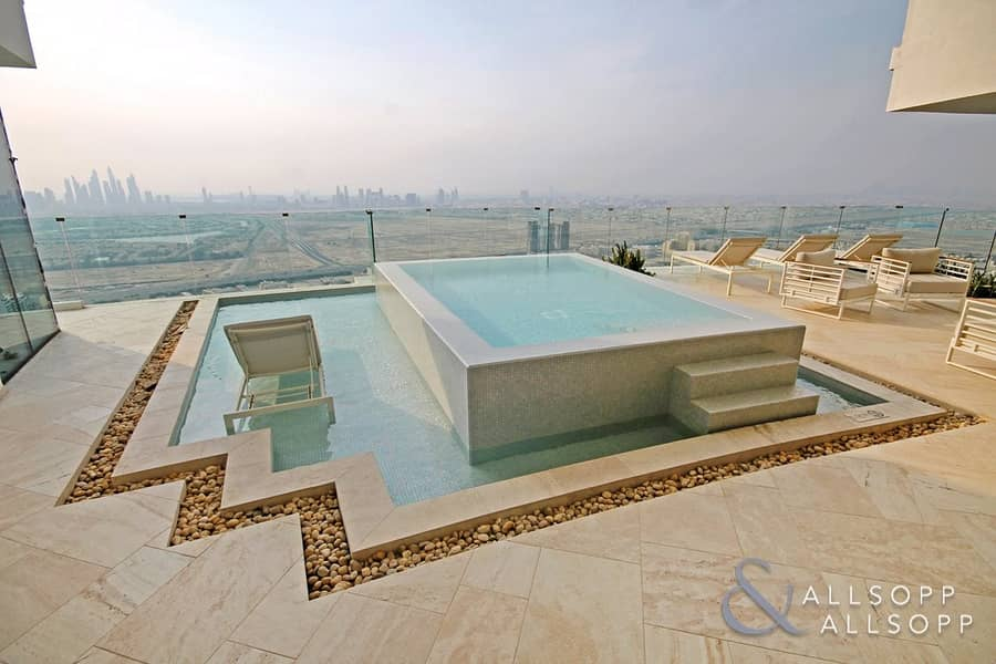 Stunning 4 Bedroom Plus Maids | Penthouse
